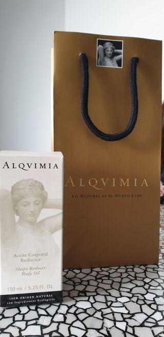 Aceite reductor Alquimia Alqvimia pvp 76,71€