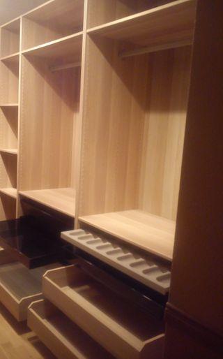Vestidor Ikea 4 módulos 3,50 (vdo.otro 1,75)