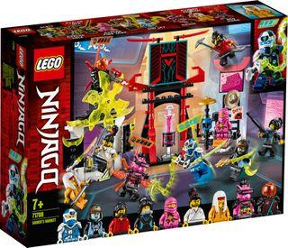 71708 Lego Ninjago Mercado de Jugadores