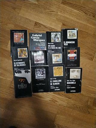 Libros clásicos españoles