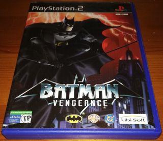 Batman Vengeance PAL PS2