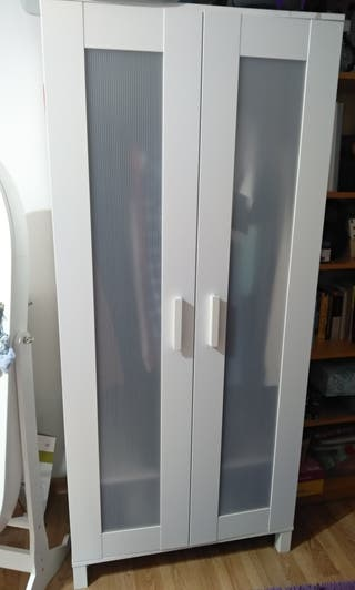 Armario blanco (Ikea)