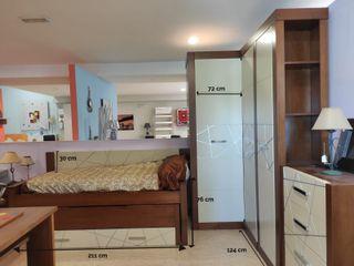 Muebles de dormitorio juvenil de exposición
