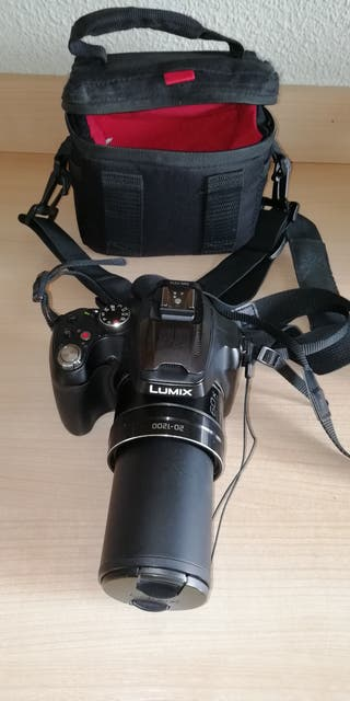 Lumix DMC FZ 72 X60 regalo telescopio