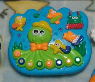 piano de juguete bebes, sonidos, luces