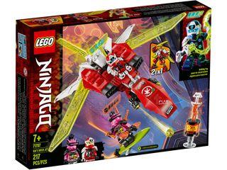 71707 Lego Ninjago Robot-Jet de Kai