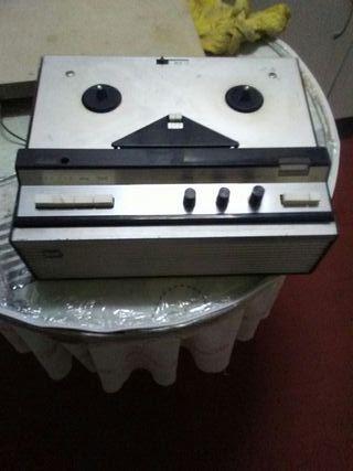 grabadora cinta vintage