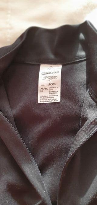 Camiseta Manga Larga esqui. Marca Santoyo