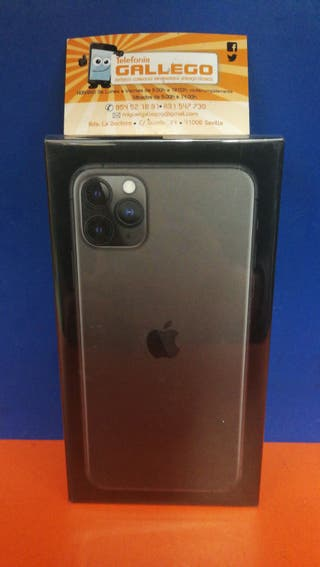 Iphone 11 pro max 64 gb Negro