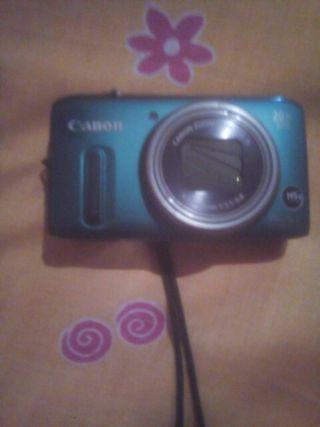 cámara digital Canon SX260