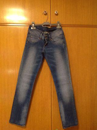 Pantalones vaqueros pitillo Pepe Jeans