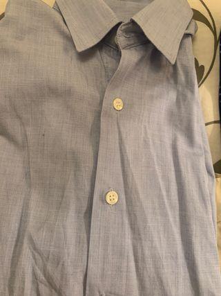 Chaqueta azul Marino niño, camisa azul niño, panta
