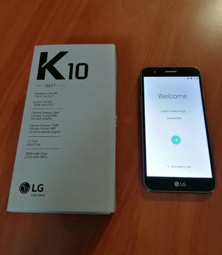 Móvil LG K10