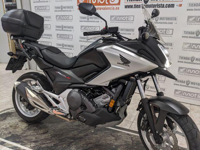 Honda NC750X DCT 2017 8717KM