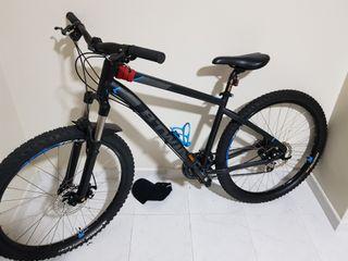 bicicleta 27 1/2 b-twin