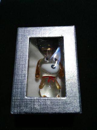 colgante de cristal