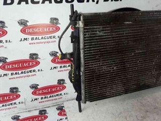 Radiador calefaccion / aire acondicionado Ford Mon