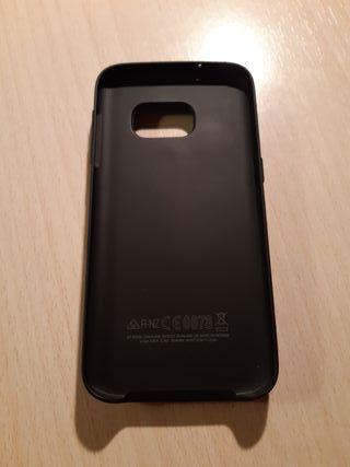 Carcasa con batería externa para Galaxy S7