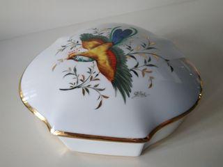 Joyero grande porcelana Capeans
