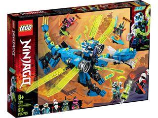71711 Lego Ninjago Ciberdragón de Jay