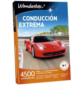 Wonderbox Conduccion Extrema