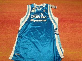 camiseta lagun aro gbc basket acb baloncesto