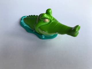 figura cabeza cocodrilo Peter Pan Disney