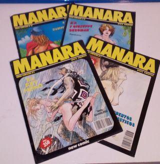 Comics Milo Manara