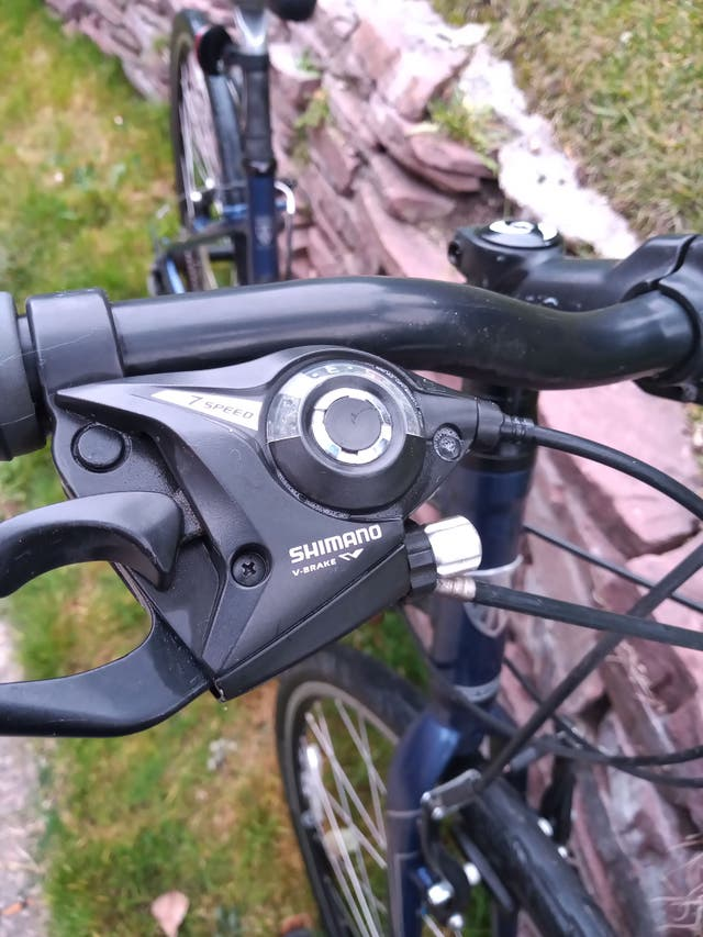 TREK bici híbrida