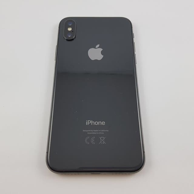 Immaculate iPhone X unlocked
