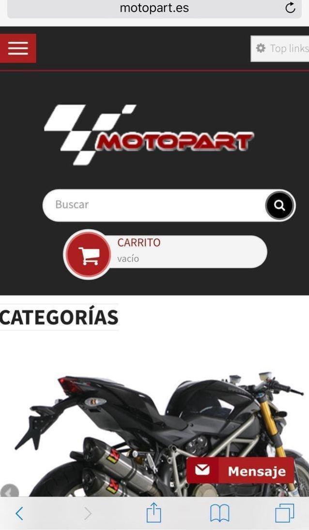 para Cúpulas moto Yamaha r1 yzf 1000 año 98 al 07