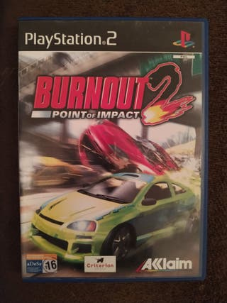 Burnout 2 - play station