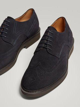 Zapatos Blucher de segunda mano en Barcelona en WALLAPOP
