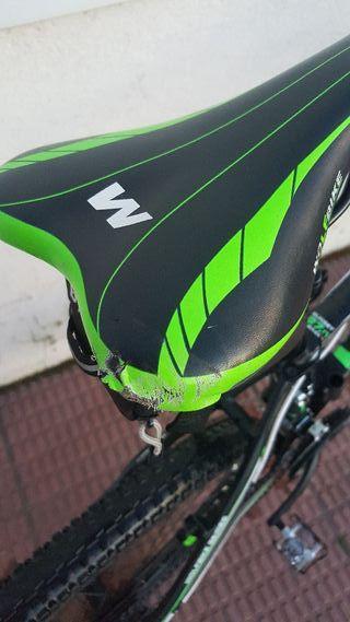 "Bicicleta 27.5"" wolfbike"
