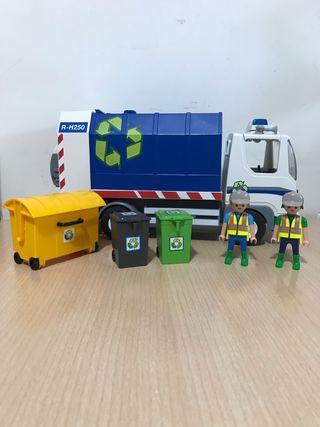 Playmobil 4129 - Camión de la basura