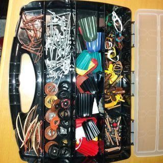 Playmobil gran lote armas , escudos , accesorios