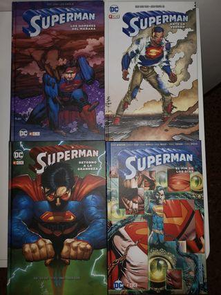 """Megapack cómics DC """"Superman"""""""