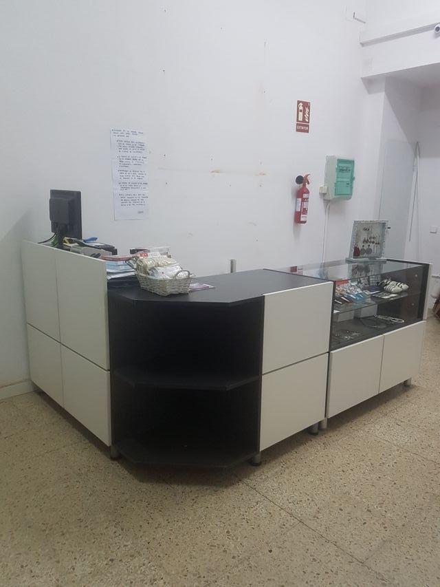 OPORTUNIDAD Mostrador tienda oficina recepcion