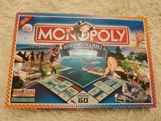 Monopoly Bournemouth and pool.