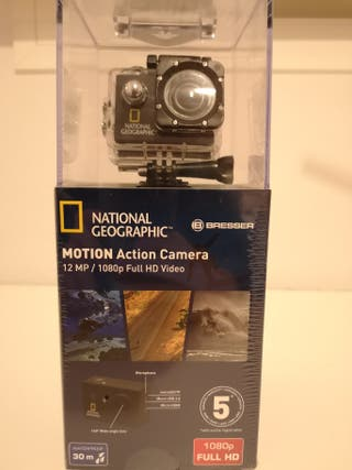 MOTION action camera 1080p Full HD video 12MP foto