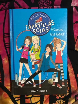 El Club de las Zapatillas Rojas: Somos the best