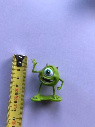 muñeco pvc Mike Wazowski de Monstruos SA Disney