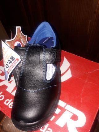 calzados de seguridad talla 40