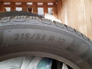 4 Neumáticos de invierno Michelin 215/55 R17 94H