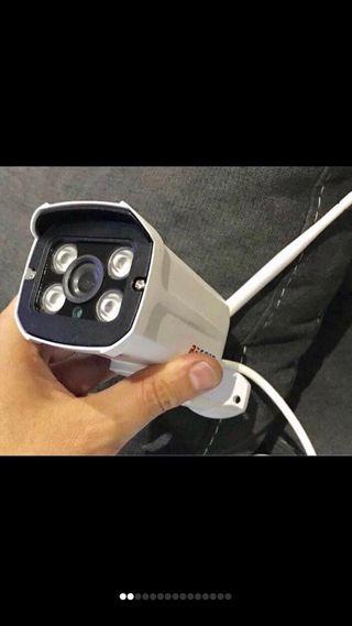 Cámara de seguridad vigilancia ip wifi sin cables