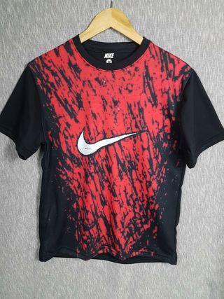 Camiseta Nike Roja