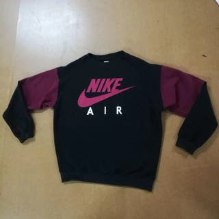 Sudadera Nike Air Granate