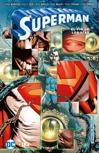"""Cómic DC """"Superman: el fin de los días"""""""
