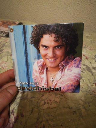 CD SINGLE BISBAL PROMO AÑO 2002