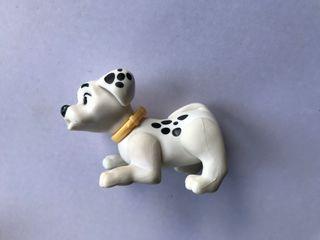 figura plástico cachorro 101 Dálmatas Disney